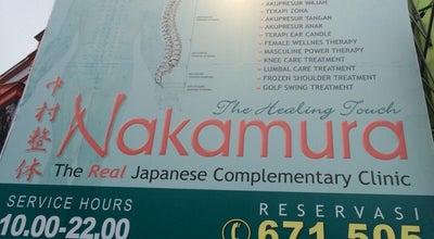 Photo of Spa Nakamura at Hayam Wuruk Trade Centre, Kediri, Indonesia