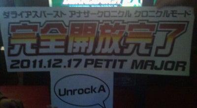 Photo of Arcade プチメジャー at 山田字中道上の中3310, 新潟市西区 950-1101, Japan