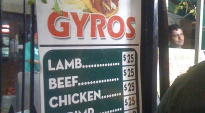Photo of Food Truck Hassan Gyros at 49 Ariapita Ave., Woodbrook, Trinidad and Tobago