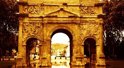 Photo of Historic Site Arc de Triomphe d'Orange at Avenue De L'arc De Triomphe, Orange 84100, France