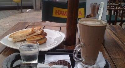 Photo of Cafe Havanna at Martín Miguel De Güemes 2701, Mar del Plata, Argentina