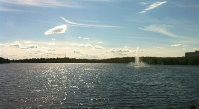 Photo of Lake Семёновское озеро at Просп. Героев-североморцев, Мурманск, Russia
