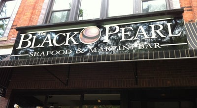 Photo of Seafood Restaurant Black Pearl at 302 S Main St, Ann Arbor, MI 48104, United States