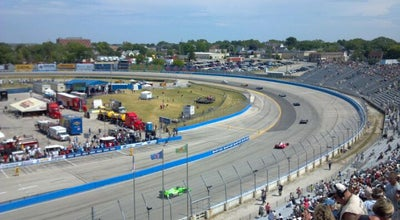 Photo of Racetrack Milwaukee Mile at 7722 W Greenfield Ave, West Allis, WI 53214, United States