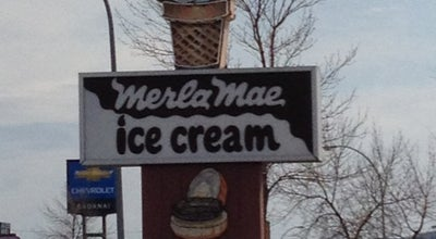 Photo of Restaurant Merla-Mae Ice Cream at 346 Memorial Ave, Thunder Bay, Canada