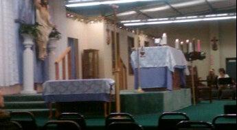 Photo of Church Saint Mary's Church at Fontana, CA, United States