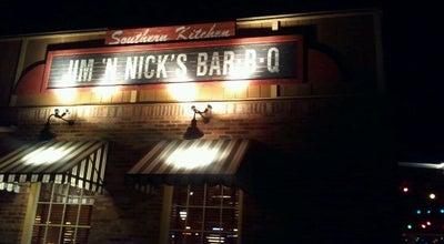 Photo of BBQ Joint Jim 'N Nick's Bar-B-Q at 13840 Steele Creek Rd, Charlotte, NC 28278, United States