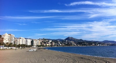 Photo of Beach Playa de La Farola at Paseo De Matías Prats, Málaga 29016, Spain
