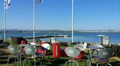 Photo of Lounge Aqui há Praia Lounge Beach Bar at Av. Nascente, Faro 8005, Portugal