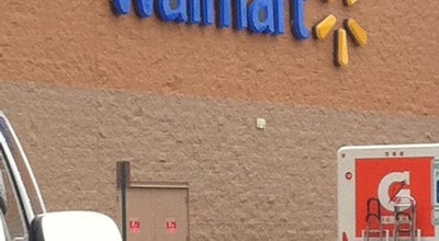 Photo of Big Box Store Walmart Supercenter at 4019 Central Ave, Hot Springs, AR 71913, United States