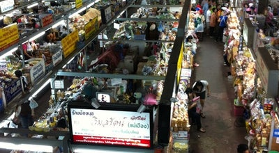 Photo of Market ตลาดวโรรส (Waroros Market) at Wichayanon Rd, Mueang Chiang Mai 50200, Thailand