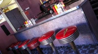 Photo of Burger Joint Clover Grill at 900 Bourbon St, New Orleans, LA 70116, United States