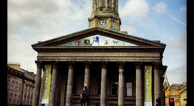 Photo of Art Gallery Gallery of Modern Art at Royal Exchange Sq, Glasgow, Glasgow City G1 3AH, United Kingdom