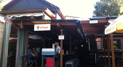 Photo of Asian Restaurant Pok Pok at 3226 Se Division St, Portland, OR 97202, United States