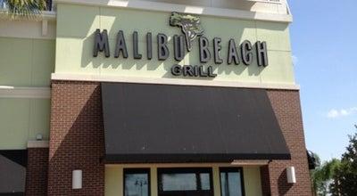 Photo of Other Venue Malibu Beach Grill at 5543 S Williamson Blvd, Port Orange, FL 32128