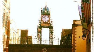 Photo of Monument / Landmark Eastgate Clock at 41-45 Eastgate St, Chester CH 1 1, United Kingdom