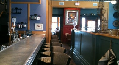 Photo of French Restaurant Blue Talon Bistro at 420 Prince George St, Williamsburg, VA 23185, United States