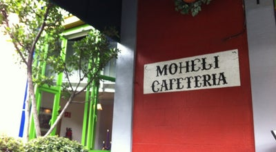 Photo of Cafe Moheli at Francisco Sosa 1, Coyoacán 04100, Mexico