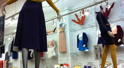 Photo of Clothing Store American Apparel at 712 Broadway, New York, NY 10003, United States