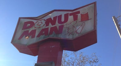 Photo of Donut Shop Donut Man at 1290 6th St Nw, Winter Haven, FL 33881, United States