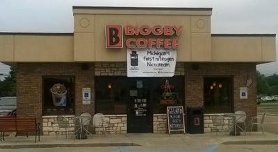 Photo of Coffee Shop BIGGBY COFFEE at 31055 John R Rd, Madison Heights, MI 48071, United States