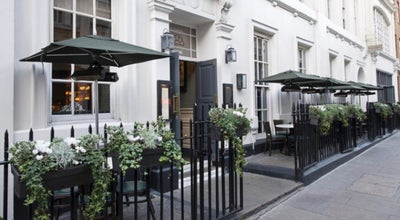 Photo of Lounge Soho House at 76 Dean St, London W1D 3SZ, United Kingdom