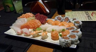 Photo of Sushi Restaurant Sushiris Temakeria at Brazil