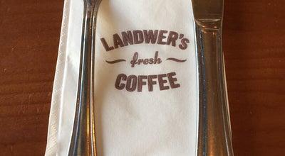 Photo of Cafe Cafe Landwer's קפה לנדוור - כפר סבא at רפפורט 3, כפר סבא, Israel