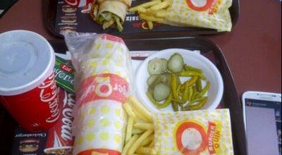 Photo of Fast Food Restaurant Burger Quin at Atatürk Blv. No:47, İskenderun 31200, Turkey