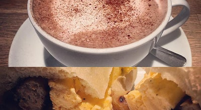 Photo of Cafe Deli Fresco at 41 Leith Street, Edinburgh EH1 3AT, United Kingdom