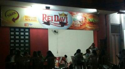 Photo of Pizza Place Pizzaria Rei Davi at R. 24 De Julho, Açu, RN 59650-000, Brazil