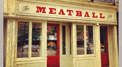 Photo of Italian Restaurant Meatball Shop at 1462 2nd Ave, New York, NY 10075, United States