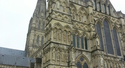 Photo of Church Salisbury Cathedral at The Close, Salisbury SP1 2EJ, United Kingdom