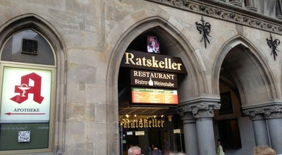 Photo of Food Ratskeller at Marienplatz 8, München 80331, Germany