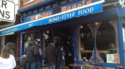 Photo of Bagel Shop Wonder Bagels at 517 Jersey Ave, Jersey City, NJ 07302, United States
