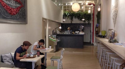 Photo of Japanese Restaurant Hanamizuki Cafe at 143 W 29th St, New York, NY 10001, United States
