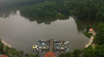 Photo of Lake Clifford Lake at Qifu Ave, Guangzhou, Gu, China