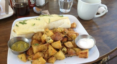 Photo of Breakfast Spot Square One Dining at 4854 Fountain Ave, Los Angeles, CA 90029, United States