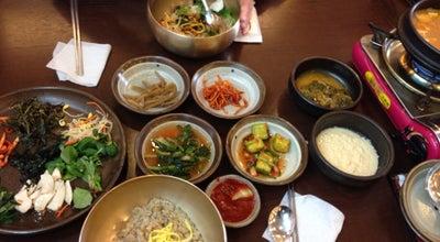Photo of Vegetarian / Vegan Restaurant 청국장과 보리밥 at 강남구 학동로 521, 서울특별시, South Korea