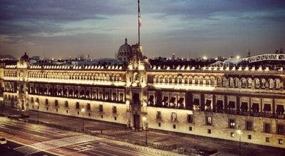 Photo of Capitol Building Palacio Nacional at Plaza De La Constitución 1, Cuauhtémoc 06066, Mexico
