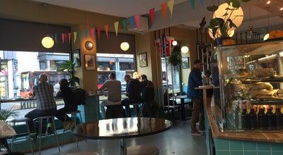 Photo of Cafe Peloton at Torggata 35, Oslo, Norway