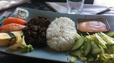 Photo of Sushi Restaurant Sunshine Sushi at Gasverksgstan 25, Helsingborg 252 68, Sweden
