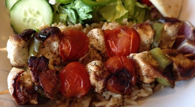 Photo of Mediterranean Restaurant Zoës Kitchen at 565 Cross Creek Mall, Fayetteville, NC 28303, United States