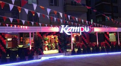 Photo of French Restaurant kampüs & paris cafe at Turkey