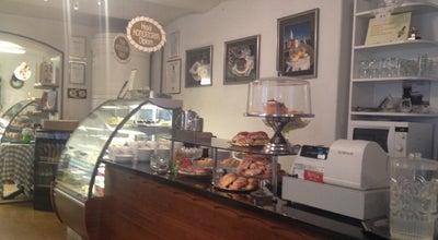 Photo of Bakery Konditoria Huovila at Fredrikinkatu 1, Hamina 49400, Finland