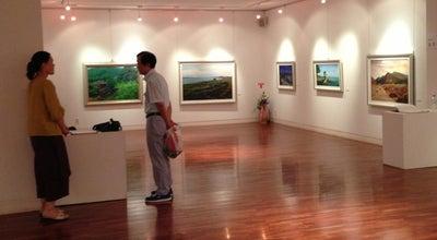 Photo of Art Gallery 수원시립미술전시관 at 대한민국 경기도 수원시 장안구 송죽동 417-39, 수원시 440-802, South Korea