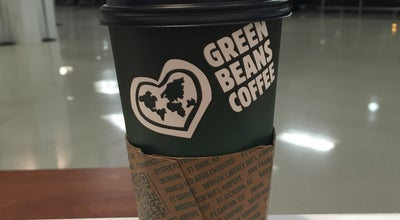Photo of Coffee Shop Green Beans Coffee Osteria at Terminal B Level 2, Newark, NJ 07114, United States