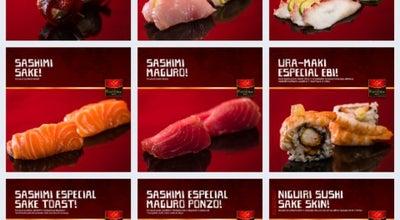 Photo of Sushi Restaurant KAIKAN SUSHI at Rua Novecentos E Um, 22, Balneário Camboriú 88330-725, Brazil