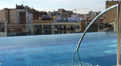 Photo of Pool Olivia Balmes Rooftop Pool at Balmes, Barcelona, Spain