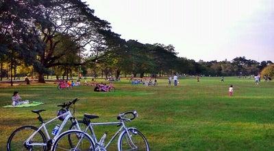 Photo of Park สวนวชิรเบญจทัศ (สวนรถไฟ) Vachirabenjatas Park (Rot Fai Park) at Kamphaeng Phet 3, Chatuchak 10900, Thailand